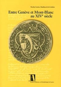 Accentsonline.fr Entre Genève et Mont-Blanc au XIVe siècle - Enquête et contre-enquête dans le Faucigny delphinal de 1339 Image