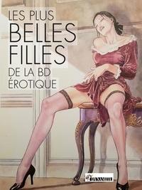Nicolas Cartelet - Les plus belles filles de la BD érotique.