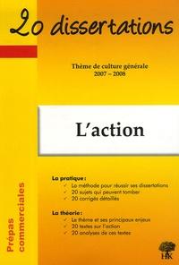 Nicolas Castoldi - L'action - Thème de culture générale 2007-2008.