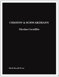 Nicolas Cavaillès - Chestov & Schwarzmann.