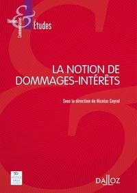 Deedr.fr La notion de dommages et intérêts Image