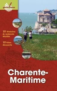 Nicolas Charles - Charente-Maritime - 10 itinéraires de randonnée détaillés - 10 fiches découverte.