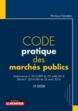 Nicolas Charrel - Code pratique des marchés publics.