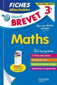Nicolas Clamart - Fiches détachables Maths 3e.
