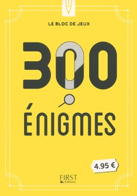 Nicolas Conti - 300 énigmes.