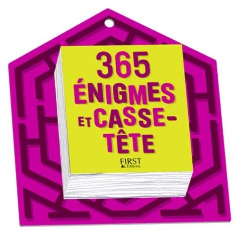 Nicolas Conti - 365 énigmes.