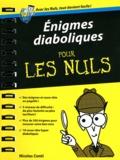 Nicolas Conti - Enigmes diaboliques pour les nuls.