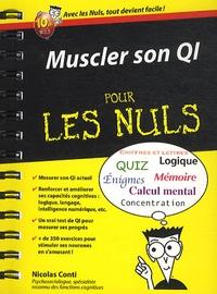 Nicolas Conti - Muscler son QI pour les nuls.