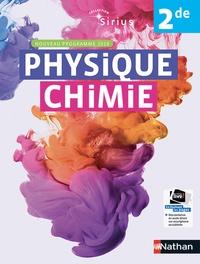 Nicolas Coppens et Valéry Prévost - Physique Chimie 2de Sirius.