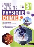 Nicolas Coppens - Physique-Chimie 3e - Cahier d'activités.