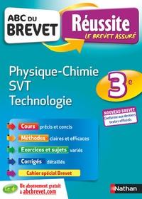 Nicolas Coppens et Olivier Doerler - Physique-Chimie, Sciences de la Vie et de la Terre, Technologie 3e.