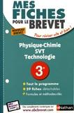 Nicolas Coppens et Olivier Doerler - Physique-chimie, SVT, technologie 3e.