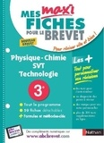 Nicolas Coppens - Physique-Chimie SVT Technologie 3e.