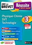 Nicolas Coppens - Physique-Chimie-SVT- Techologies 3e.