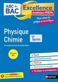 Nicolas Coppens et Sylvain Dardenne - Physique chimie Tle.