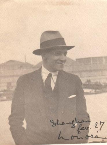 Je ne songe qu'à vivre. Carnets de voyage 1923-1933