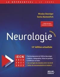 Nicolas Danziger et Sonia Alamowitch - Neurologie.