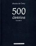 Nicolas de Crécy - 500 dessins - Volume 2.
