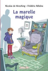NICOLAS de HIRSCHING - La marelle magique - N° 91.
