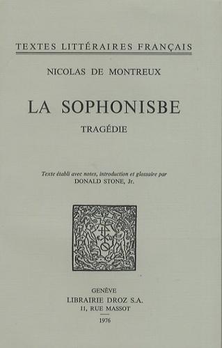 Nicolas de Montreux - La Sophonisbe.