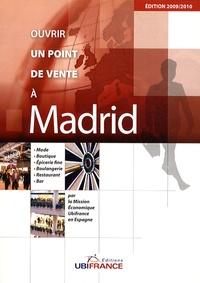 Nicolas de Moucheron - Ouvrir un point de vente à Madrid.