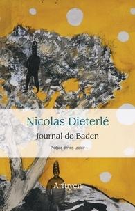 Nicolas Dieterlé - Journal de Baden.