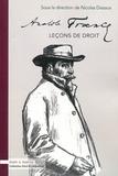 Nicolas Dissaux - Anatole France - Leçons de droit.