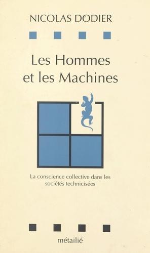 Les hommes et les machines - Format ePub - 9782307181828 - 8,49 €