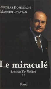 Nicolas Domenach et Maurice Szafran - .