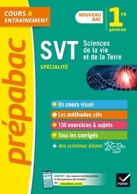 Nicolas Ducasse et Benjamin Forichon - SVT 1re (spécialité) - Prépabac Cours & entraînement - nouveau programme de Première.