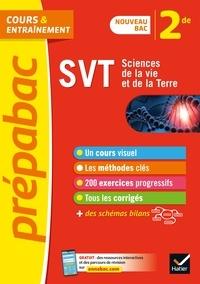 Nicolas Ducasse et Benjamin Forichon - SVT 2de - Prépabac Cours & entraînement - nouveau programme de Seconde.