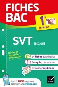 Nicolas Ducasse et Benjamin Forichon - SVT spécialité 1re.