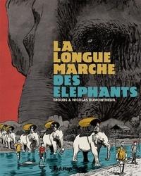 Nicolas Dumontheuil et  Troubs - La  longue marche des éléphants.