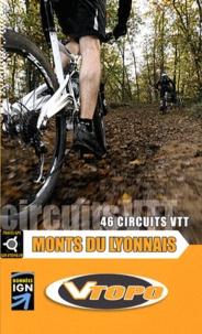 Nicolas Duperron - Monts du lyonnais - 46 circuits VTT.