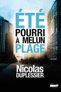 Nicolas Duplessier - Eté pourri à Melun-Plage.