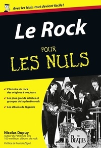 Nicolas Dupuy - Le rock pour les nuls.