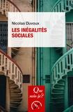 Nicolas Duvoux - Les inégalités sociales.
