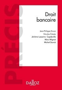 Nicolas Eréséo et Jean-Philippe Kovar - Droit bancaire - 2e éd..