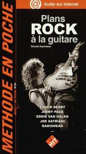 Nicolas Espinasse - Plans rock à la guitare.