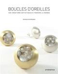 Nicolas Estrada - Boucles d'oreilles - 500 créations artistiques à travers le monde.