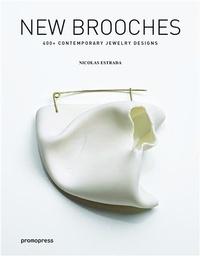 Nicolas Estrada - New Brooches - 400+ Contemporary Jewellery Designs.
