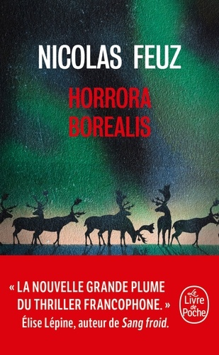 Nicolas Feuz - Horrora Borealis.