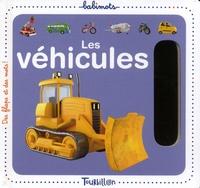Nicolas Francescon - Les véhicules - Des flaps et des mots !.