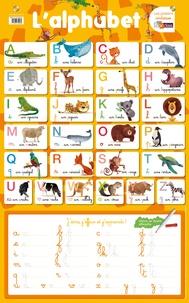 Nicolas Francescon - Poster l'alphabet.