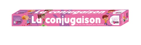 Poster la conjugaison