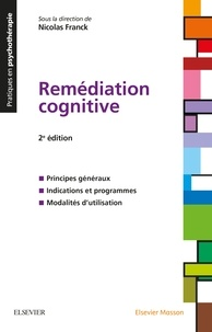 Nicolas Franck - Remédiation cognitive.
