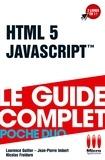 Nicolas Froidure et Laurence Guitier - HTML 5 & JavaScript.
