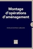 Nicolas Gateau Leblanc - Montage d'opérations d'aménagement.