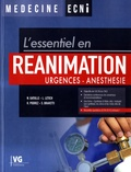 Nicolas Gatulle et Ludovic Letich - L'essentiel en réanimation - Urgences - Anesthésie.