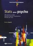 Nicolas Gauvrit - Stats pour psycho.